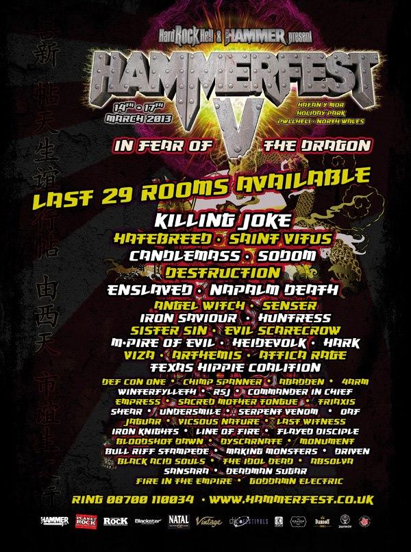 Hammerfest V Festival