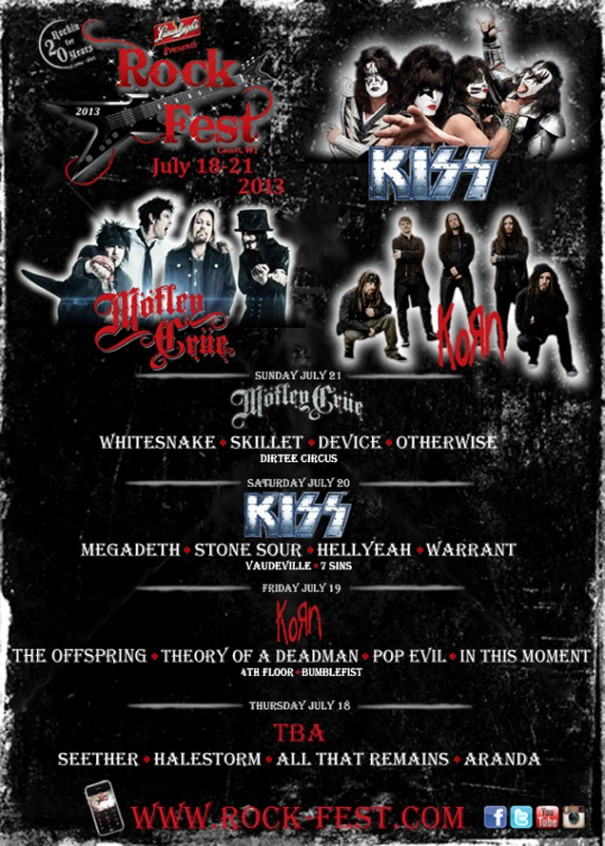Rock Fest 2013 Festival