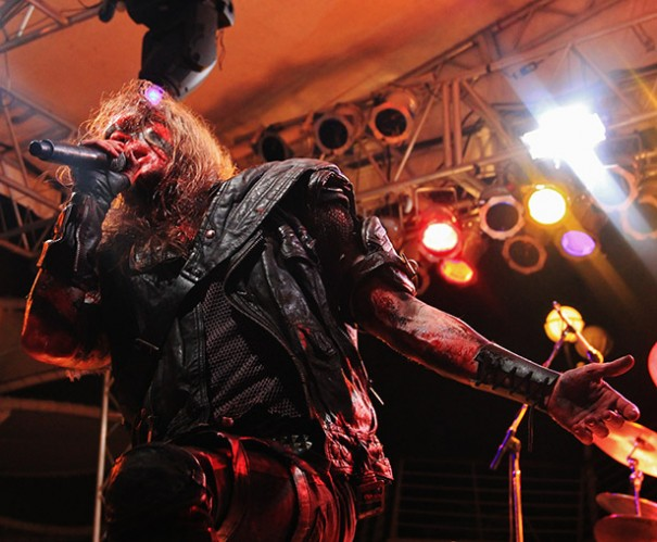 Turisas at 70000 Tons of Metal 2013