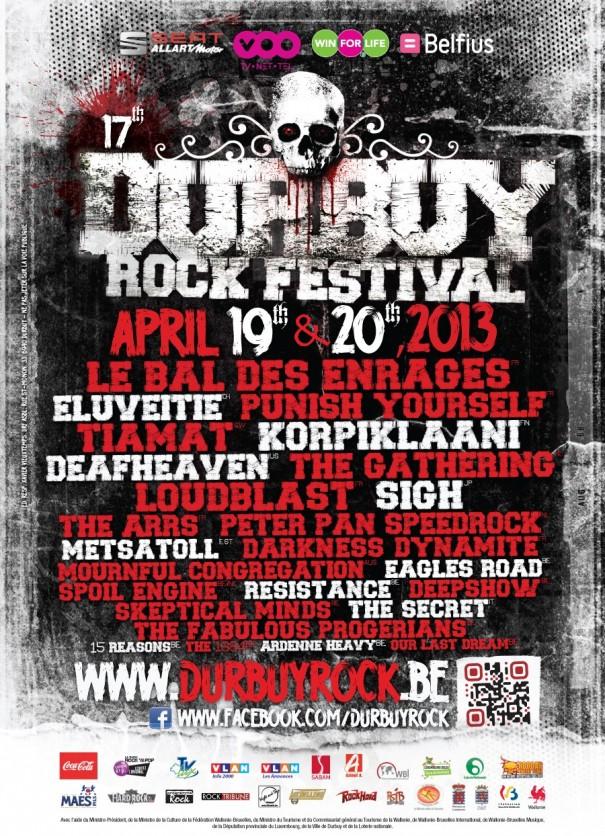 Durbuy Rock Festival 2013