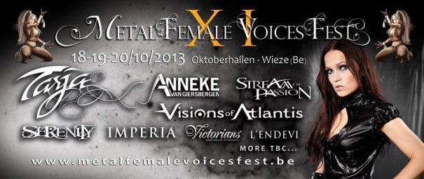 Metal Female Voices Fest 2013