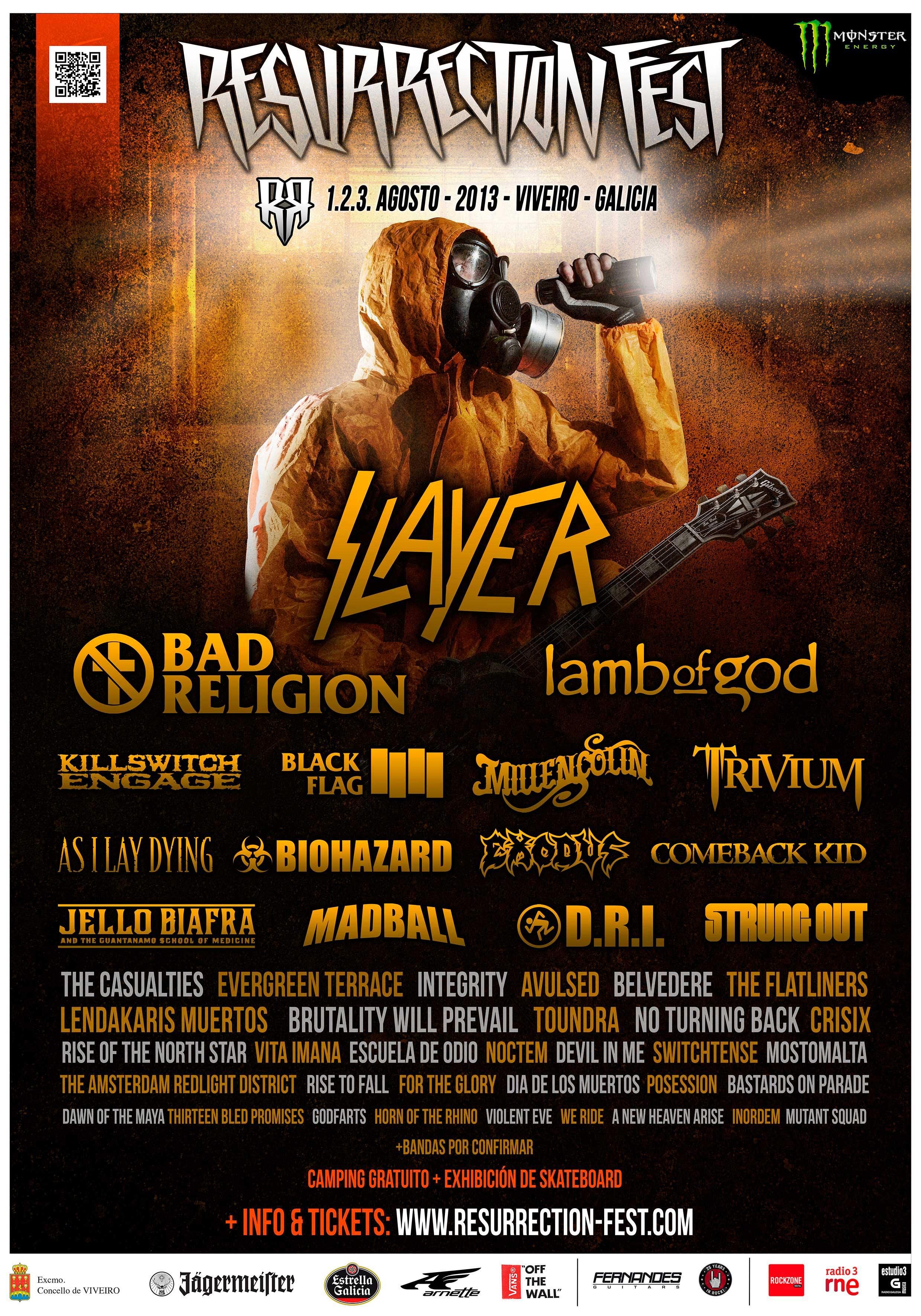 Resurrection Fest 2013