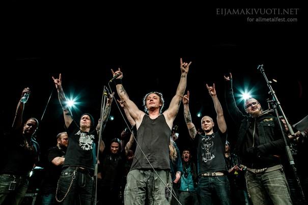 Wacken Metal Battle Føroyar 2013 Live Report