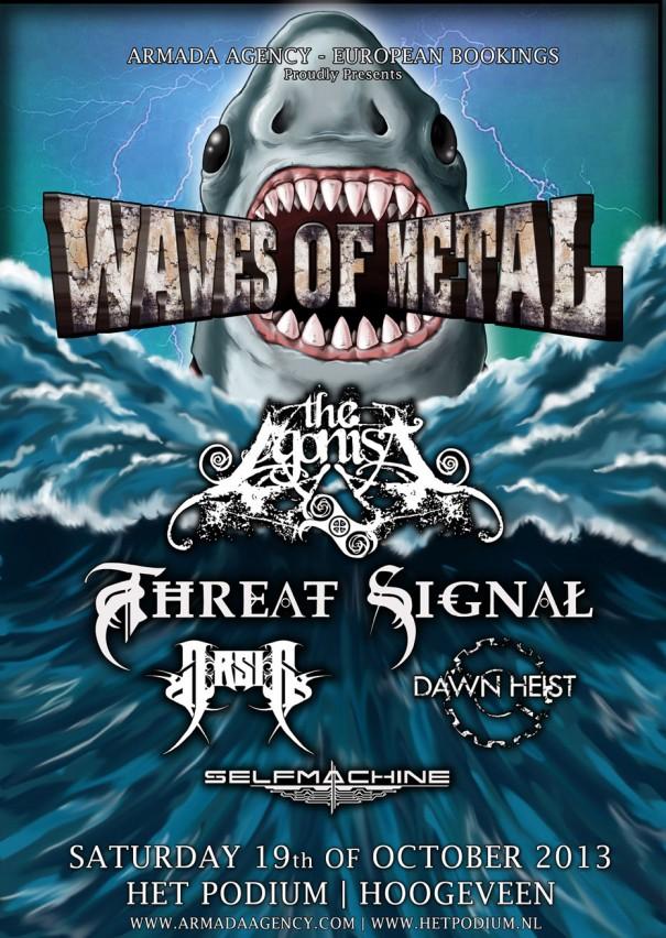 Waves of Metal Festival 2013