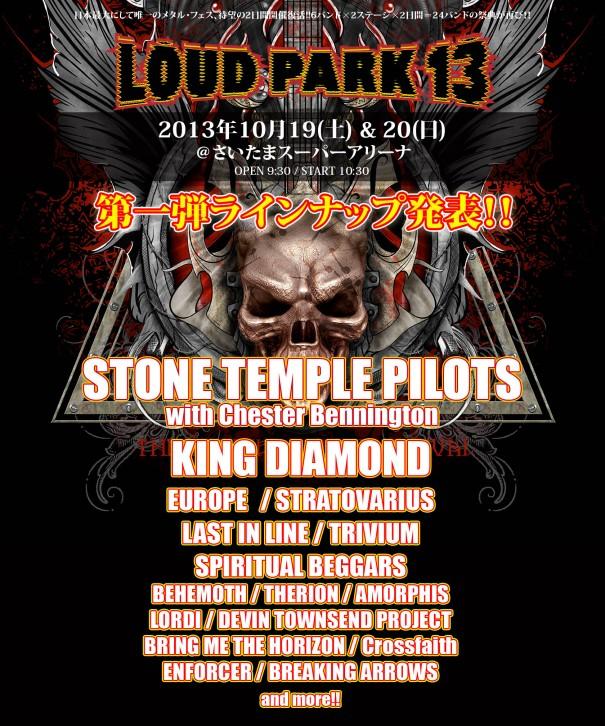 LoudPark 2013