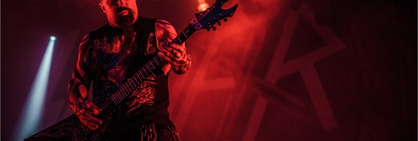 Jalometalli 2013 Live Report - Slayer