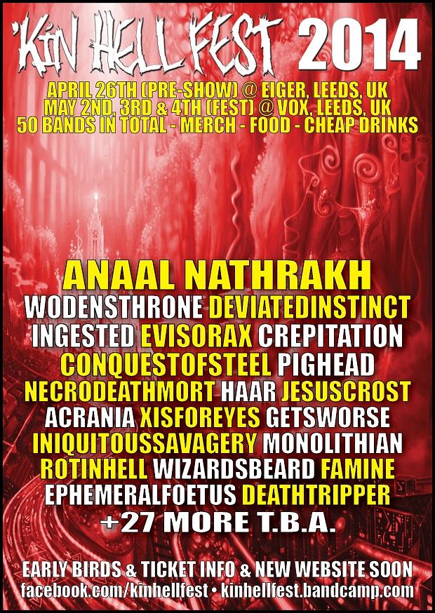 'kin Hell Fest