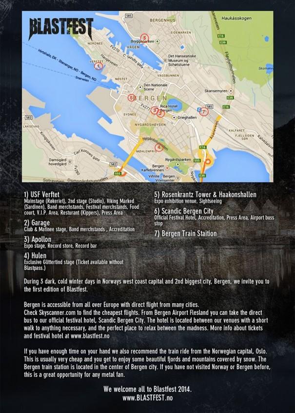 Blastfest 2013 Map