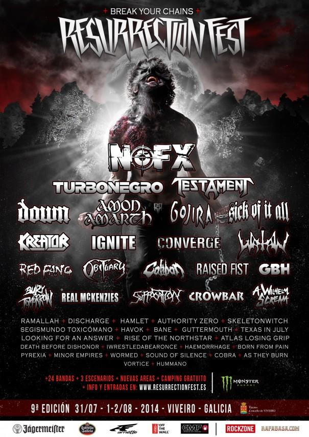 Resurrection Fest 2013 lineup 3
