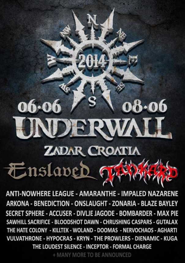 Underwall Metal Festival 2014