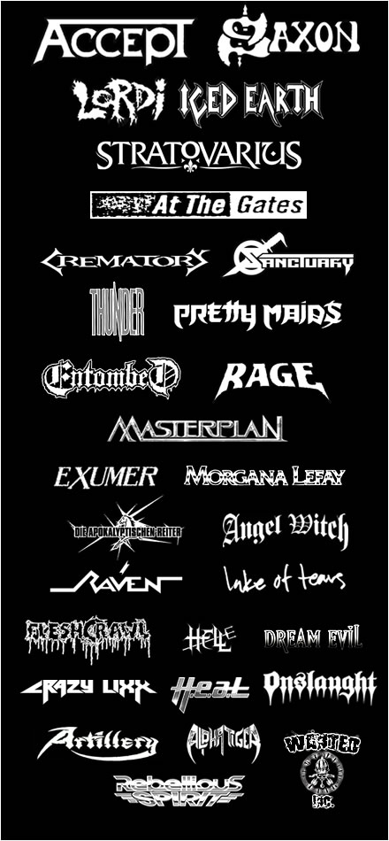 Bang Your Head!!! 2014 Lineup