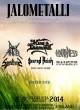 Jalometalli 2014 Lineup 1