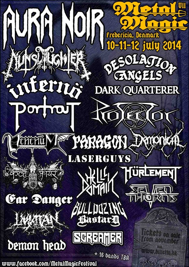 Metal Magic Festival 2014
