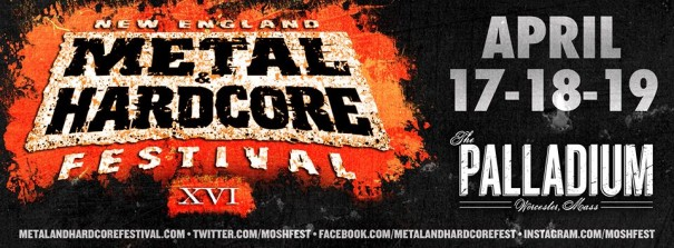 New England Metal Hardcore Festival 2014