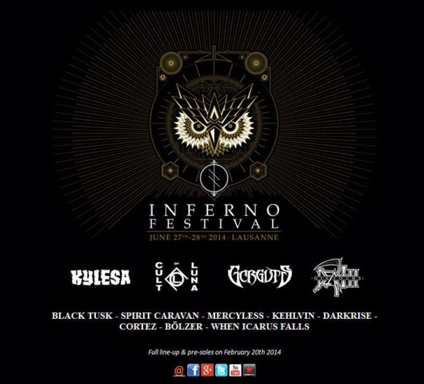 Inferno Festival Switzerland 2014