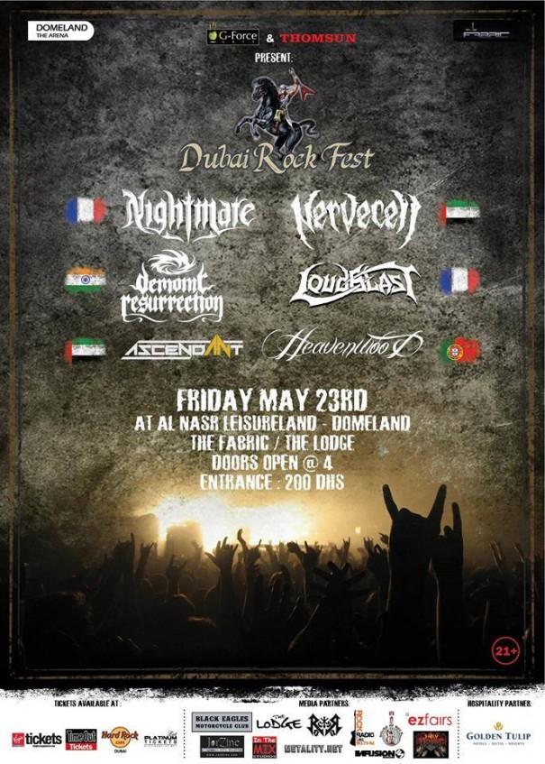 rock festivals 2016