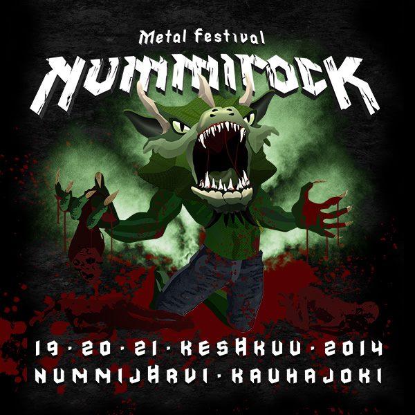 Nummirock Metal Festival 2014