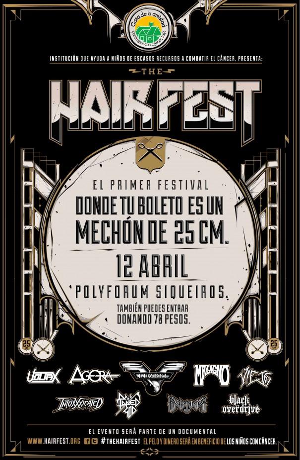 The Hair Fest 2014