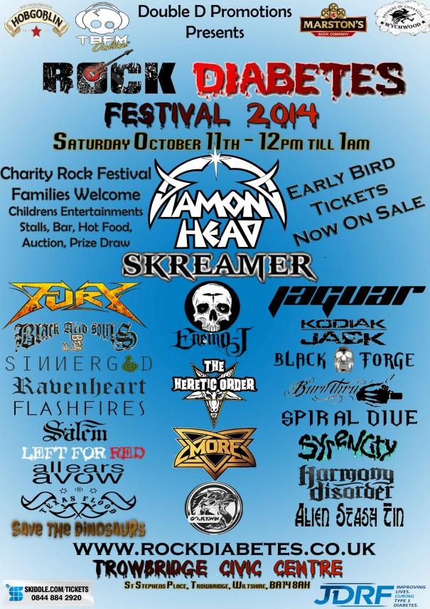 Rock Diabetes Festival 2014