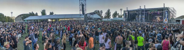 Leyendas Del Rock Festival 2014 Crowd