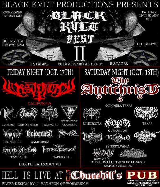 Black Kvlt Fest 2