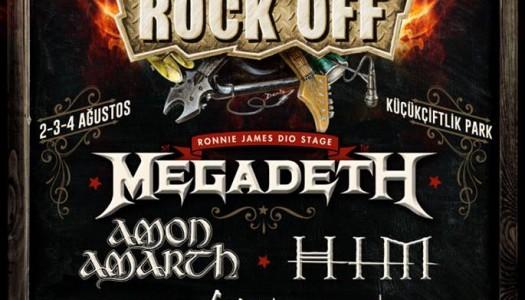Rock Off Festival 2014