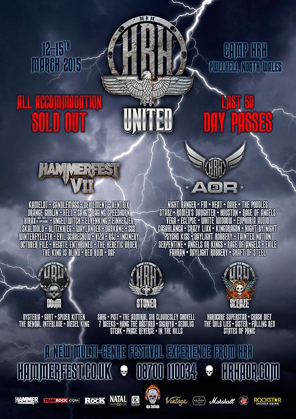 Hammerfest VII Metal Festival
