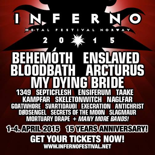 Inferno Metal Festival 2015