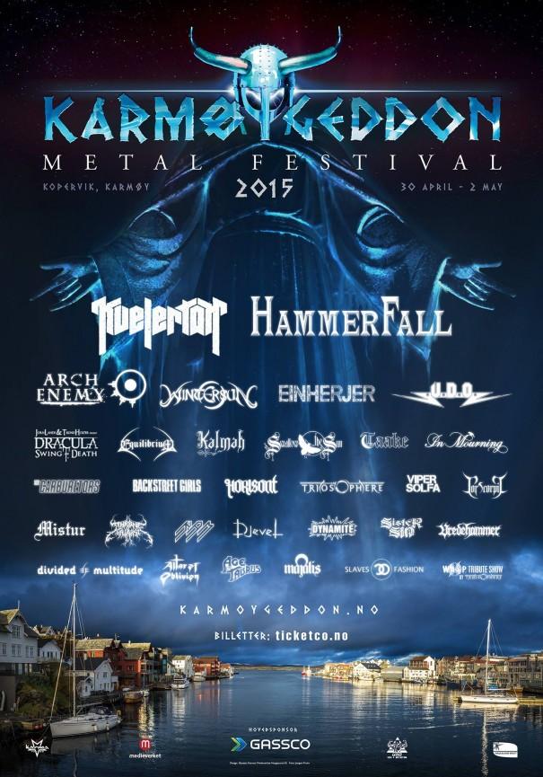 Karmøygeddon Metal Festival 2015 2