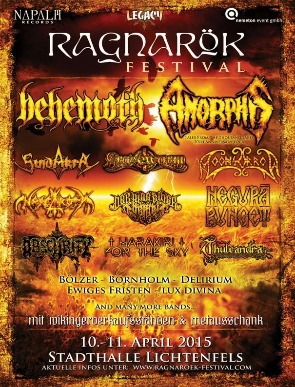 Ragnarök Festival 2015