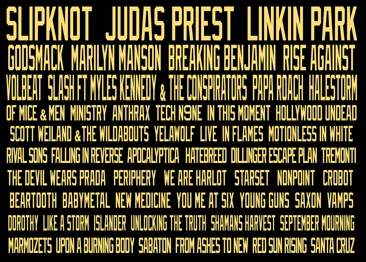 Rock On The Range 2015