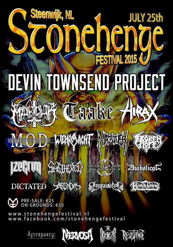 Stonehenge Festival 2015
