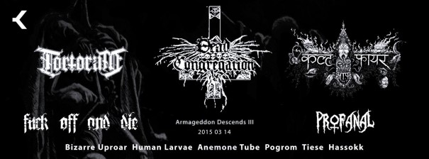 Armageddon Descends III