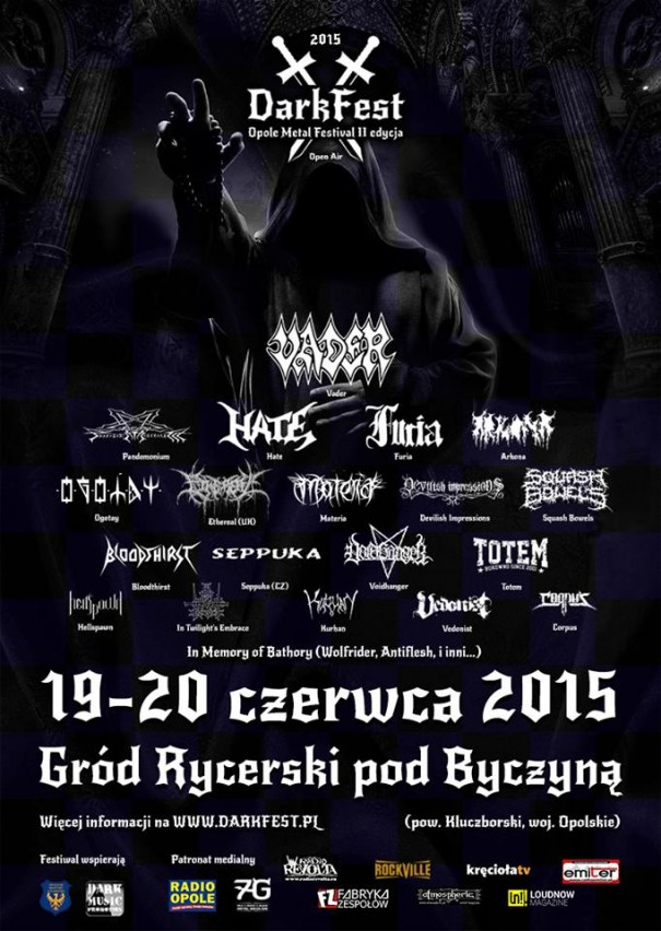 Dark Fest 2015 Open Air