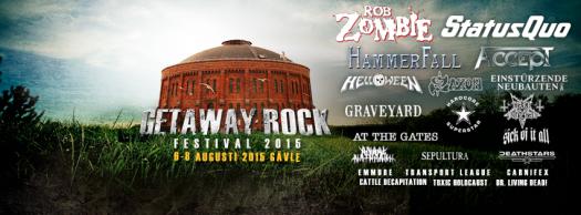 Getaway Rock Festival 2015