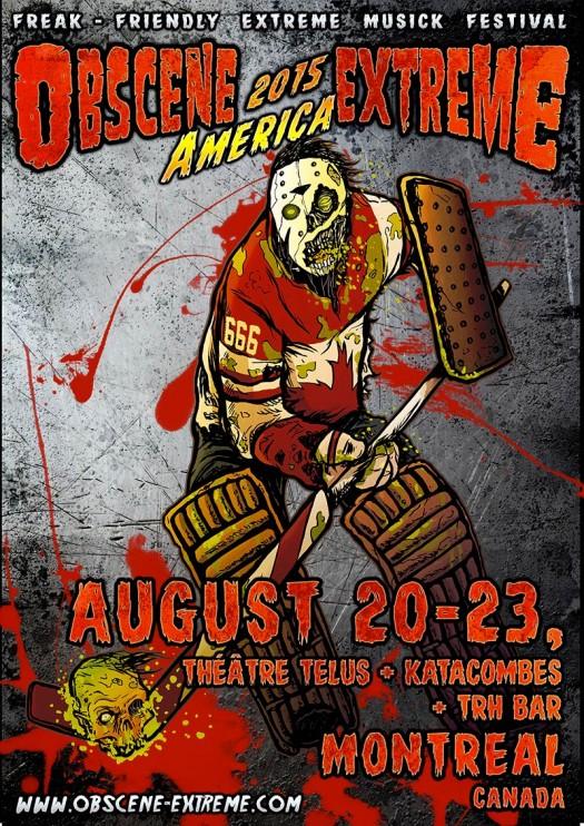 Obscene Extreme America 2015