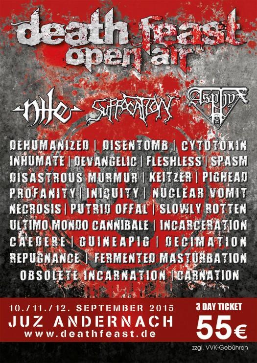 Death Feast 2015