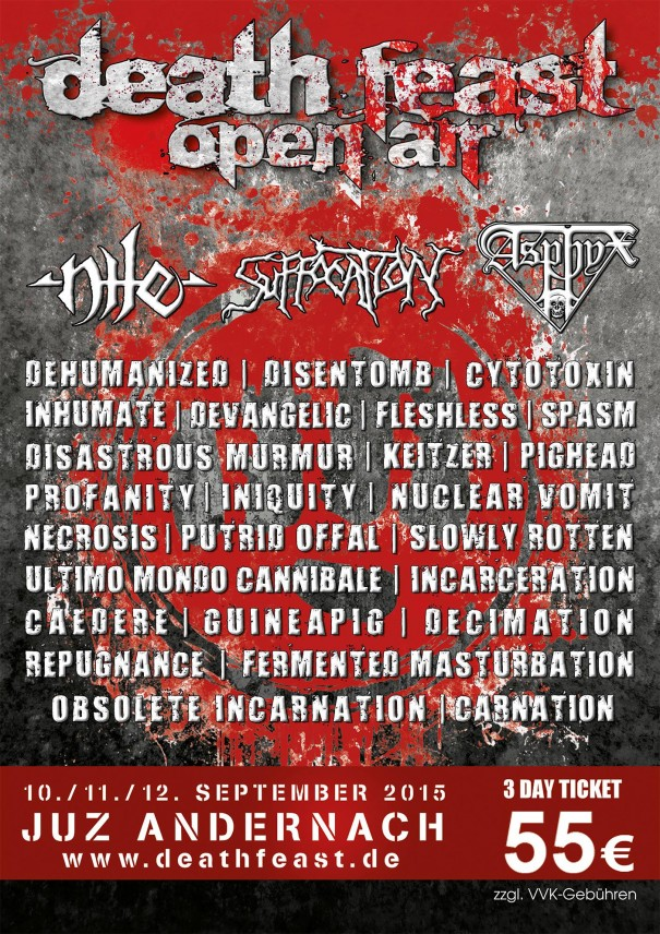 death feast open air 2015