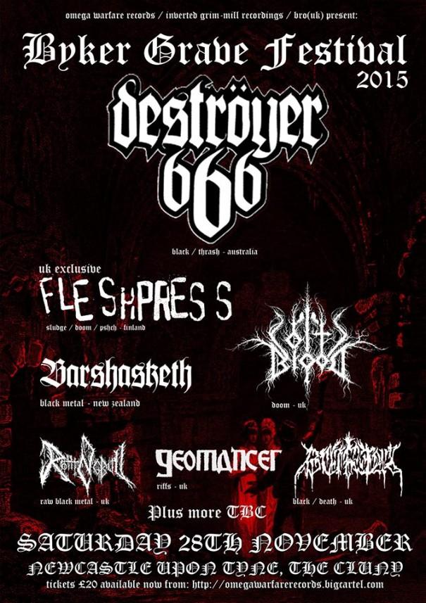 Byker Grave Festival 2015