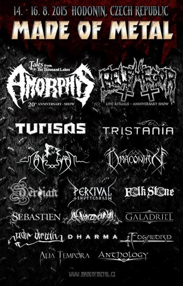 Made of Metal Festival 2015