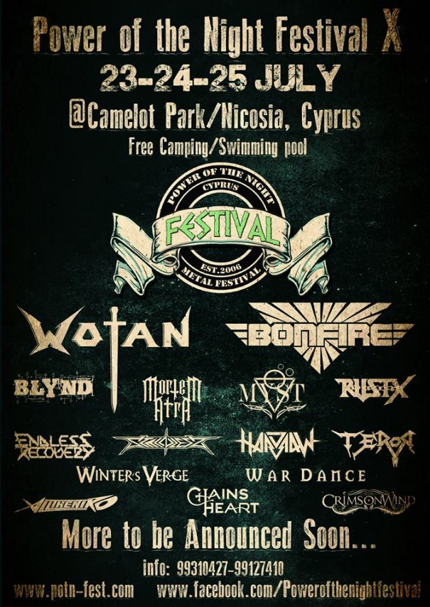 Power of the Night Festival 2015