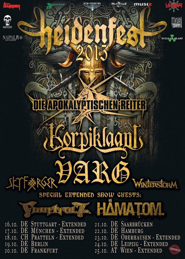 Heidenfest 2015