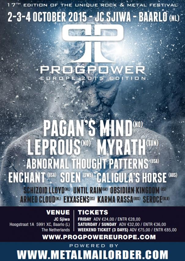 ProgPower Europe 2015