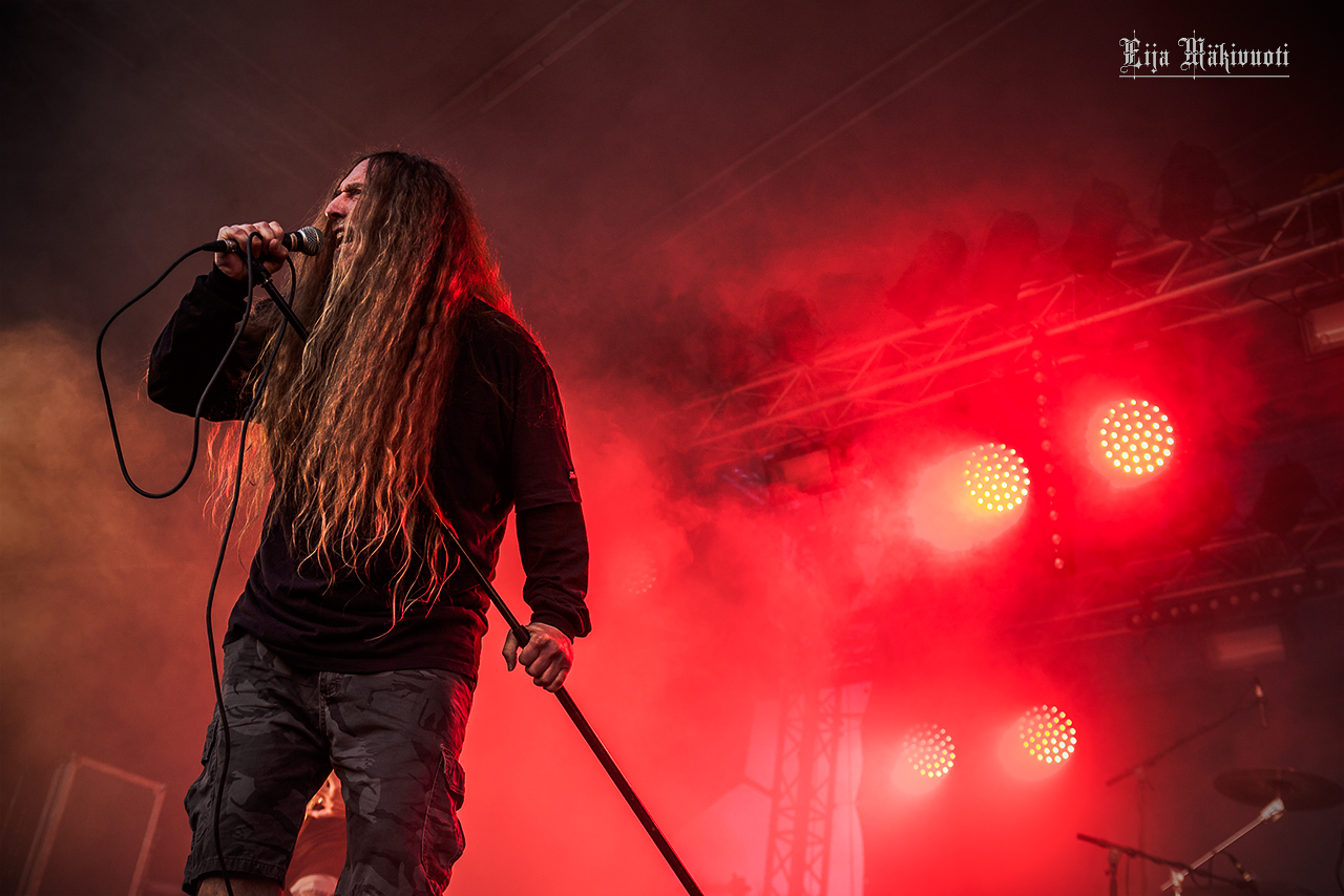 Obituary Live at Jalometalli 2015