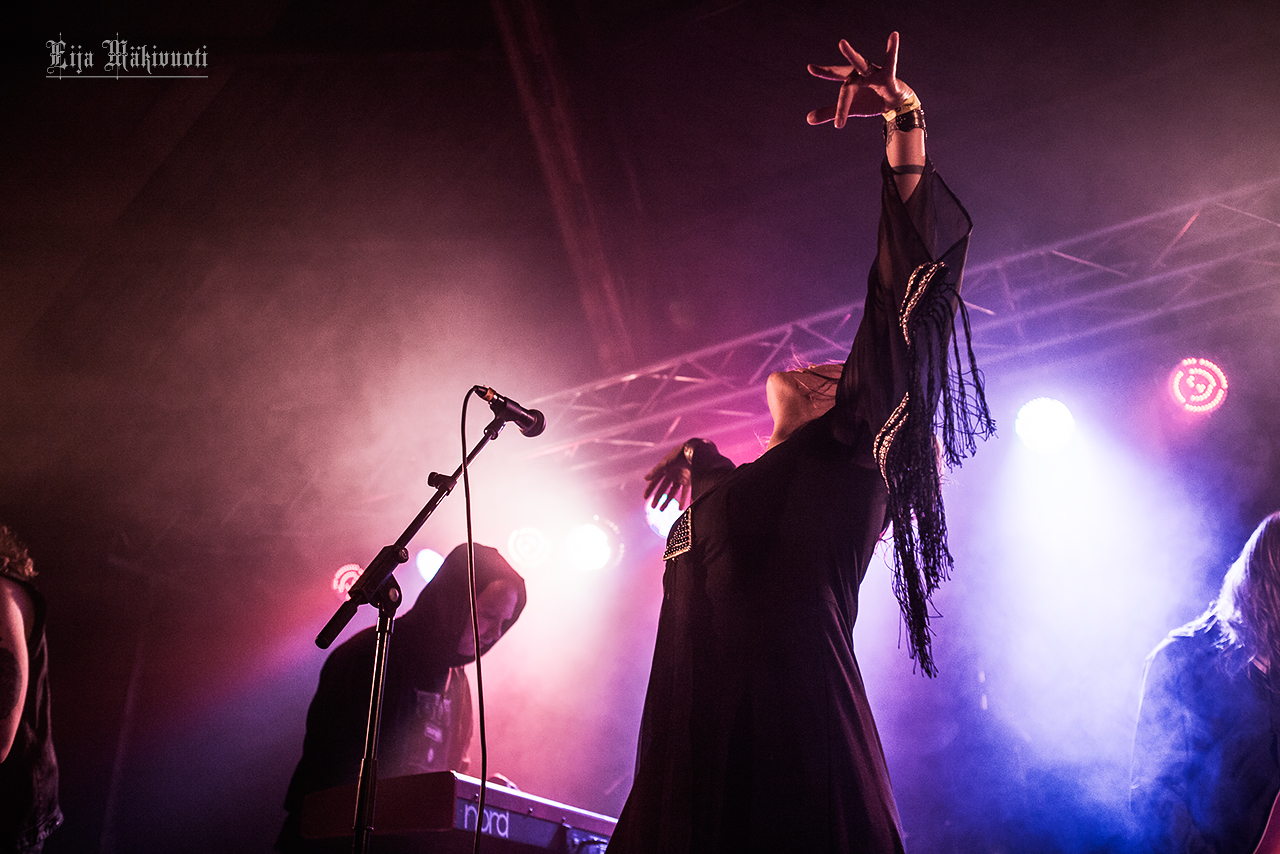 Jess & the Ancient Ones Live at Jalometalli 2015