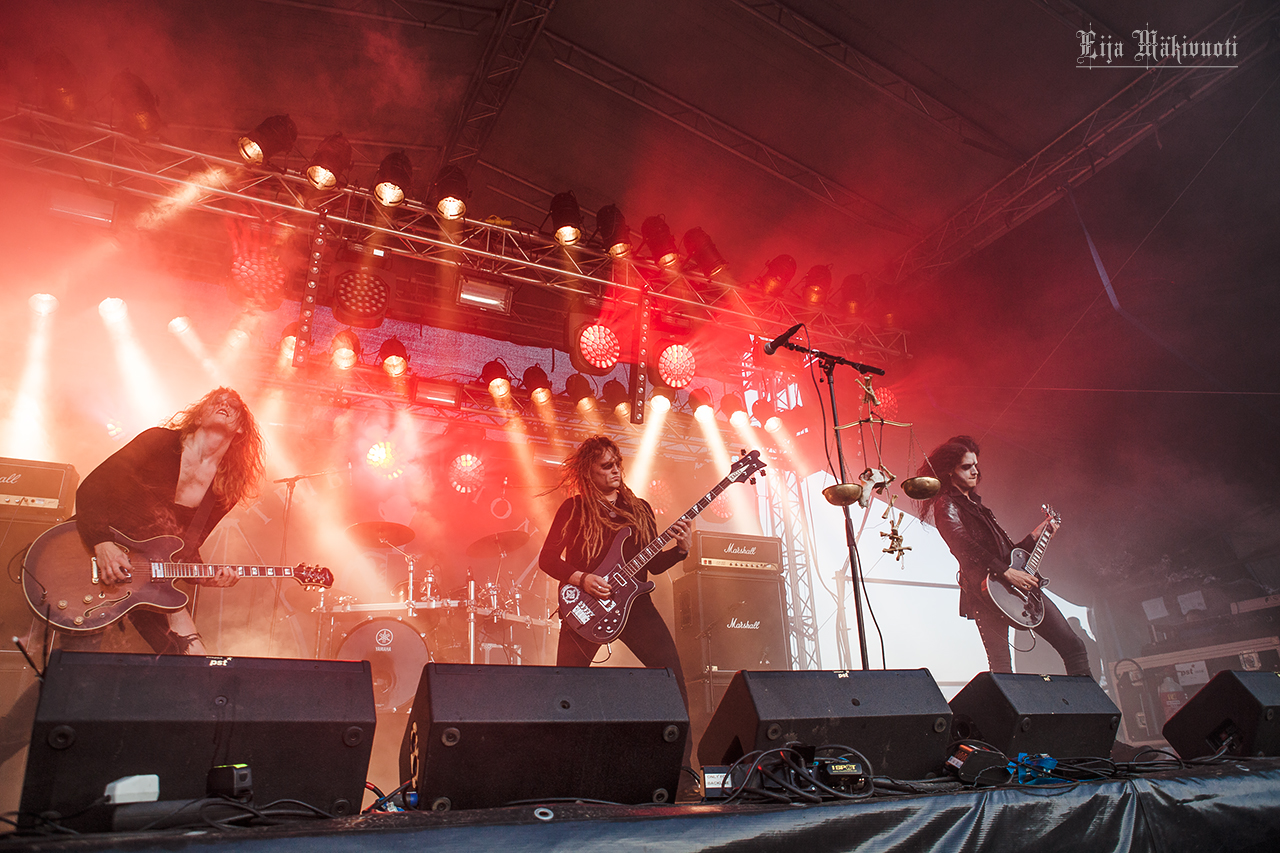 Tribulation Live at Jalometalli 2015