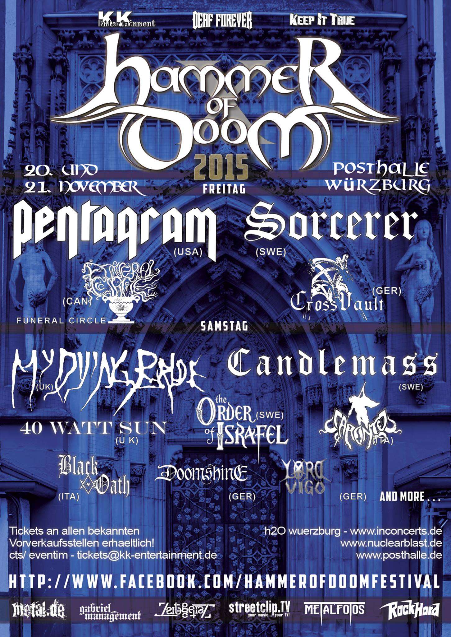Hammer of Doom 2015
