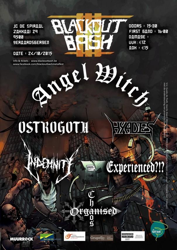 Black-Out Bash III Metal Festival