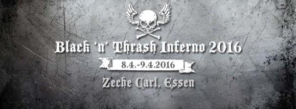 Black 'n' Thrash Inferno Germany 2016