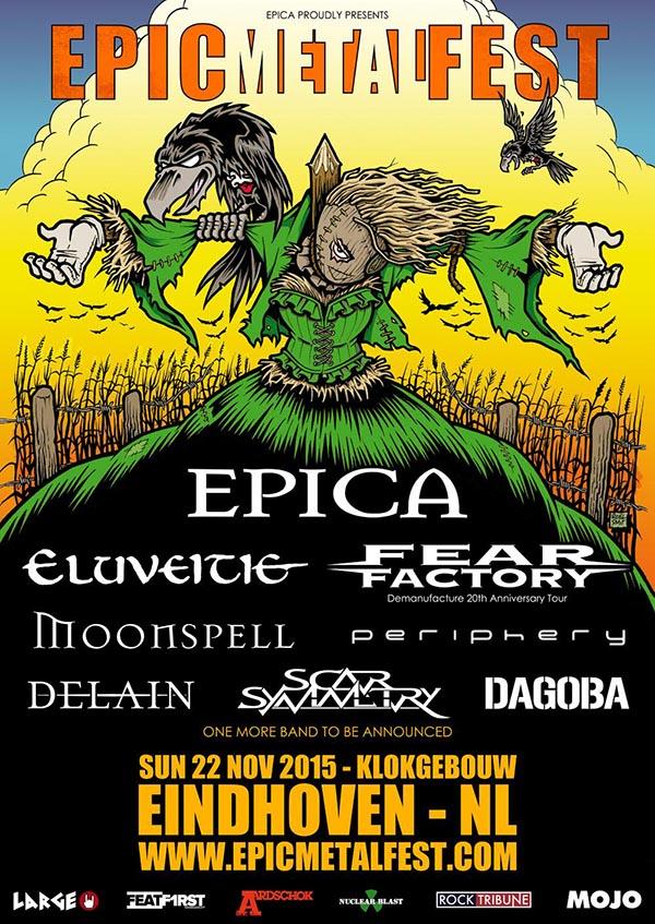 Epic Metal Fest 2015
